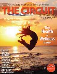 View This Issue - Panama City Beach Chamber of Commerce