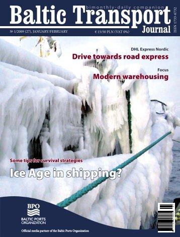 Bimonthly-daily Companion - Baltic Press