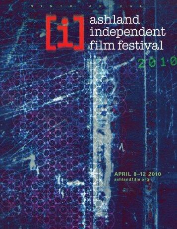 AIFF Program - Ashland Independent Film Festival