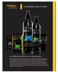 Cleaning Solution flyer_FR.ai - Antec