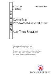 ED PSAK 19 (revisi 2009): Aset Tidak Berwujud - Blog Staff UI