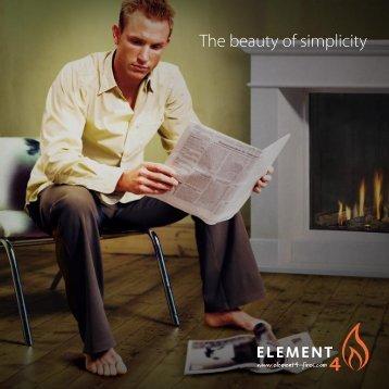 Brochure Element4 2010 - UwKachel