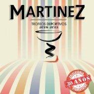 TROFEOS MARTINEZ 2014