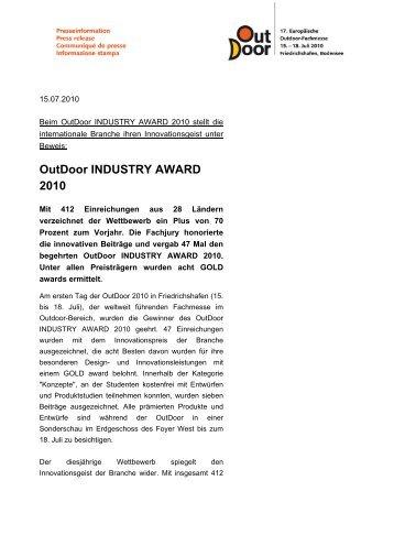 Pressebericht PDF - Outdoor Show