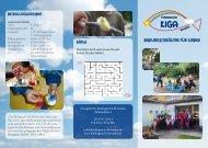 Infoflyer - Evangelischer Kindergarten Bovenden