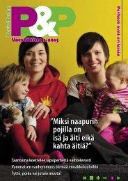 1/2013 - Väestöliitto