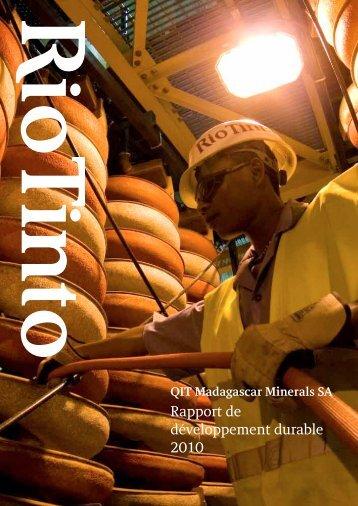 Télécharger - Rio Tinto - Qit Madagascar Minerals