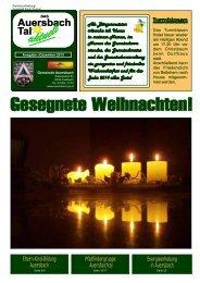 Gemeindezeitung 4/2013 - Gemeinde Auersbach