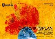 Översiktsplan ÖP54 - Västerås stad