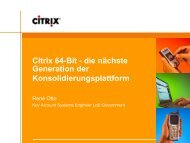 Citrix 64-Bit - Centracon
