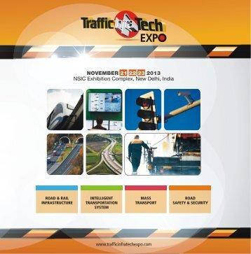 Download 2013 Brochure - Traffic Infra Tech