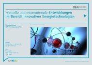 IEA Vernetzungstreffen 2013 - Einladung - NachhaltigWirtschaften.at