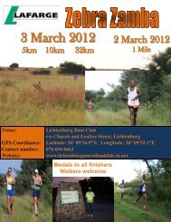 3 March 2012 - Tourism in South Africa, North-West Province