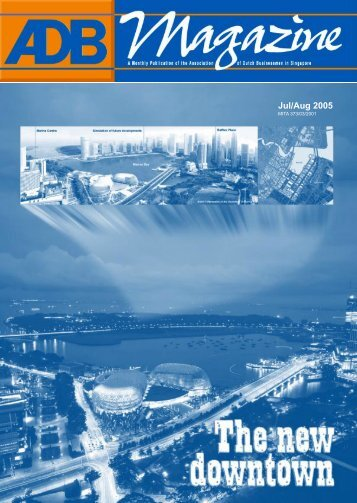 August 2005 - Association of Dutch Businessmen