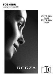 AV6**D Dijital Serisi RV6**D Dijital Serisi - Toshiba-OM.net