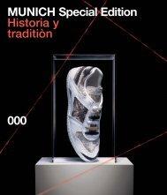 000 MUNICH Special Edition Historia y traditiòn - Superbrands.it