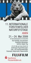 24. Mai 2009 - Glanzlichter