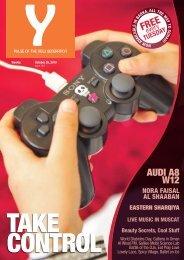 Y - Issue 144 - October 26, 2010 - Y-oman.com