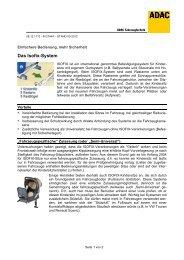 PDF zum Download - Sicher im Auto