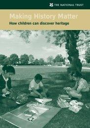 Making History Matter - Tourisminsights.info
