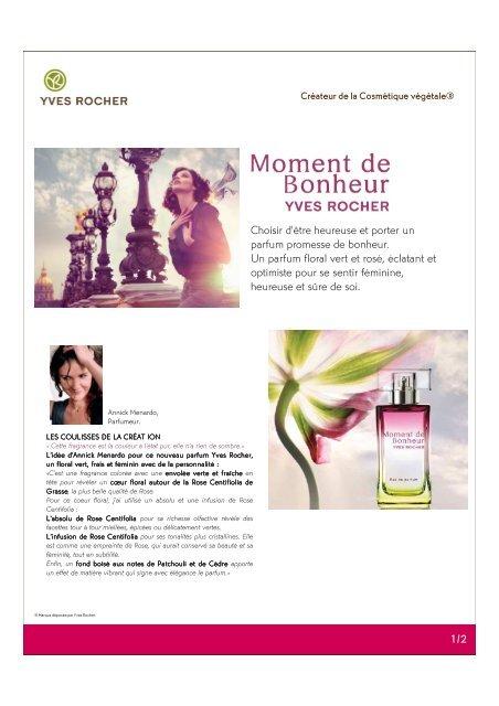 22 Moment De Bonheur Yr Dt Mode De Yves Rochercom