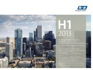 Halbjahresfinanzbericht H1/2013 - K+S Aktiengesellschaft