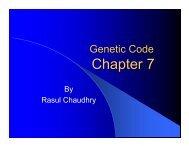 Chapter 7 - Oakland University