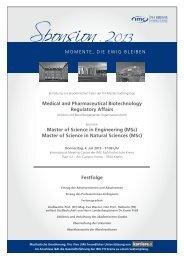 Master of Science i - IMC Fachhochschule Krems GmbH
