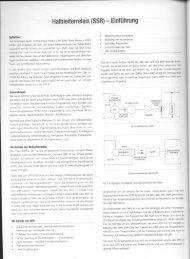 Halbleiterrelais (SSR) — Einführung - All-electronics.de