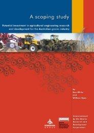(L) (R) (D) (E) - Grains Research & Development Corporation