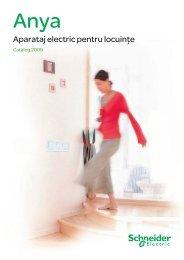 Aparataj electric pentru locuinÍe - Schneider Electric