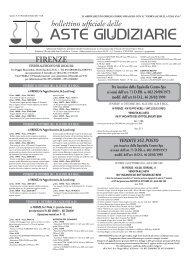 Scarica il Bollettino n° 35 del 12/10/2011 - ISVEG Istituto Vendite ...