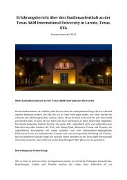 Texas A&M International University - European University Viadrina ...