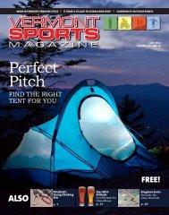 July 2011 - Vermont Sports Magazine