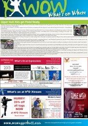 June 2013 (pdf 102KB) - Upper Hutt City Council