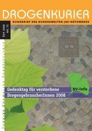 Drogenkurier Nr. 75 (PDF - 1,2,5 MB) - VISION eV