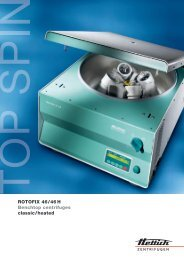 Download PDF for more information - Wescott Laboratory Solution