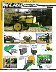 trailer sprayers 292 - Sprayer Specialties, Inc.
