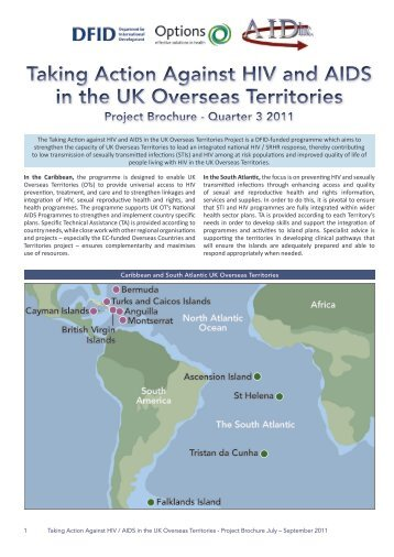 Taking Action Against HIV and AIDS in the UK Overseas Territories ...