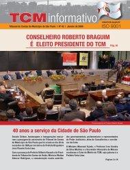 Jan - Tribunal de Contas do Município de São Paulo