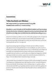 Pressemitteilung WGF AG 06 12 2006 02.pdf, Seiten 1-2