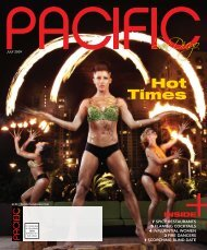 JUly 2009 - Pacific San Diego Magazine