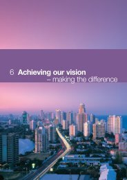 QTS Chapter 6 - Achieving Our Vision - Tourism Queensland