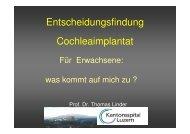 vom Prof. Linder - CI Interessengemeinschaft Schweiz