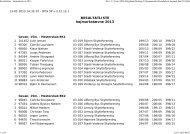 Resultatliste - højmarkstævne 2013 - DDS Østjylland