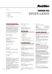 DeCoR-lAsUR - Rockidan