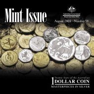 Mint Issue - August 2004 - Issue No. 58 - Royal Australian Mint