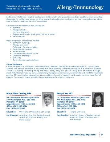 Allergy/Immunology