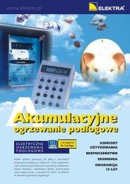 Akumulacyjne ogrzewanie podÃ…Â'ogowe - jz24.pl-SystemyGrzewcze