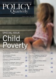 Child Poverty - Institute for Governance and Policy Studies - Victoria ...